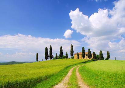 Städte und Sehenswürdigkeiten in der Toskana