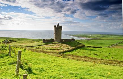 Englisch lernen in Irland