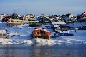 Ilulissat, West Grönland