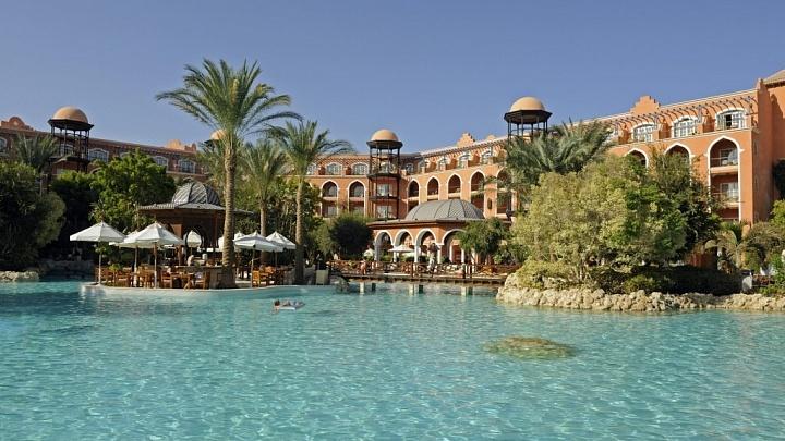 Luxushotel mit Pool