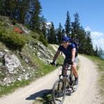 Mountainbiken Alpen