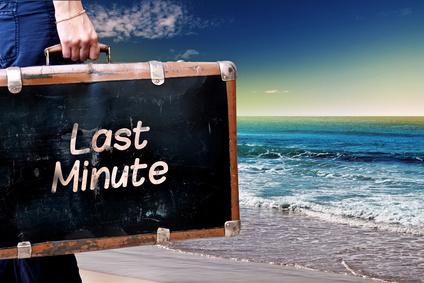 Last Minute Reise