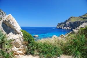 Klippe auf Mallorca