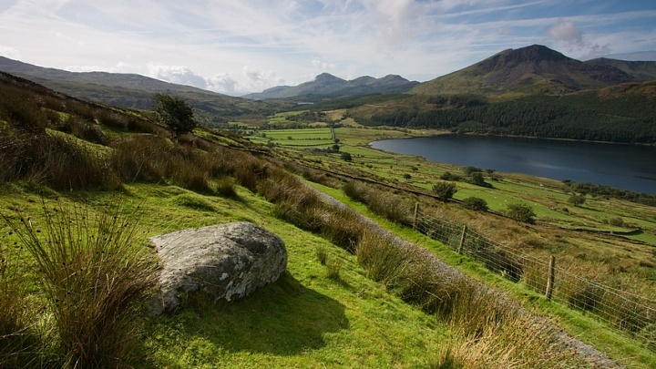Der Snowdonia National Park