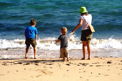 Artikelgebend ist ein Familienurlaub auf Sylt.
