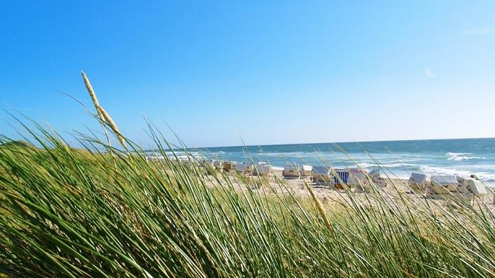 Strand Nordsee Föhr