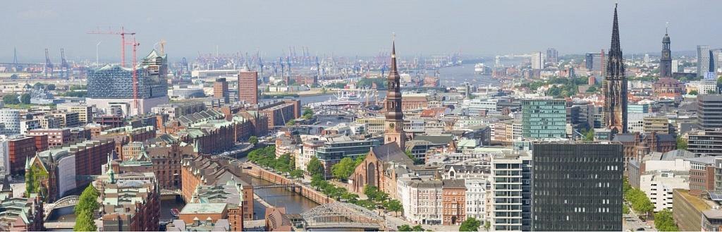 Hamburg – Campen in der Hafenmetropole: Großstadtflair und viel Natur