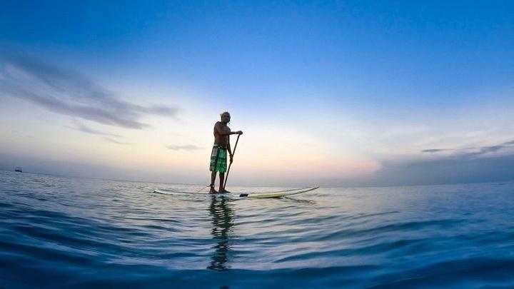 Just for fun: Wassersport im Sommerurlaub