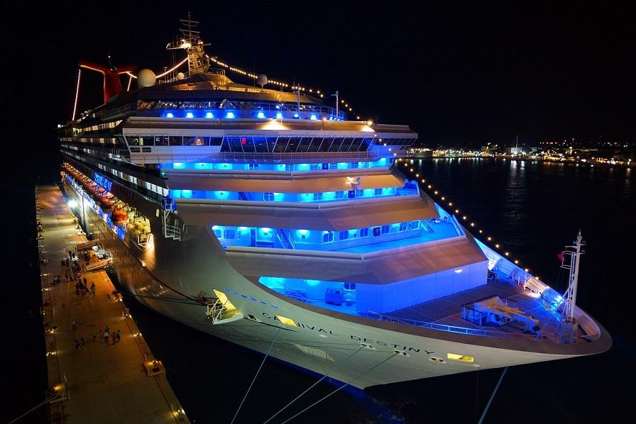 Black Jack mit an Bord: Spielcasinos auf Kreuzfahrtschiffen
