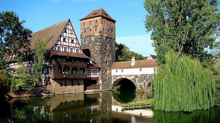 Eine Stadt voller Geschichte: Nürnberg